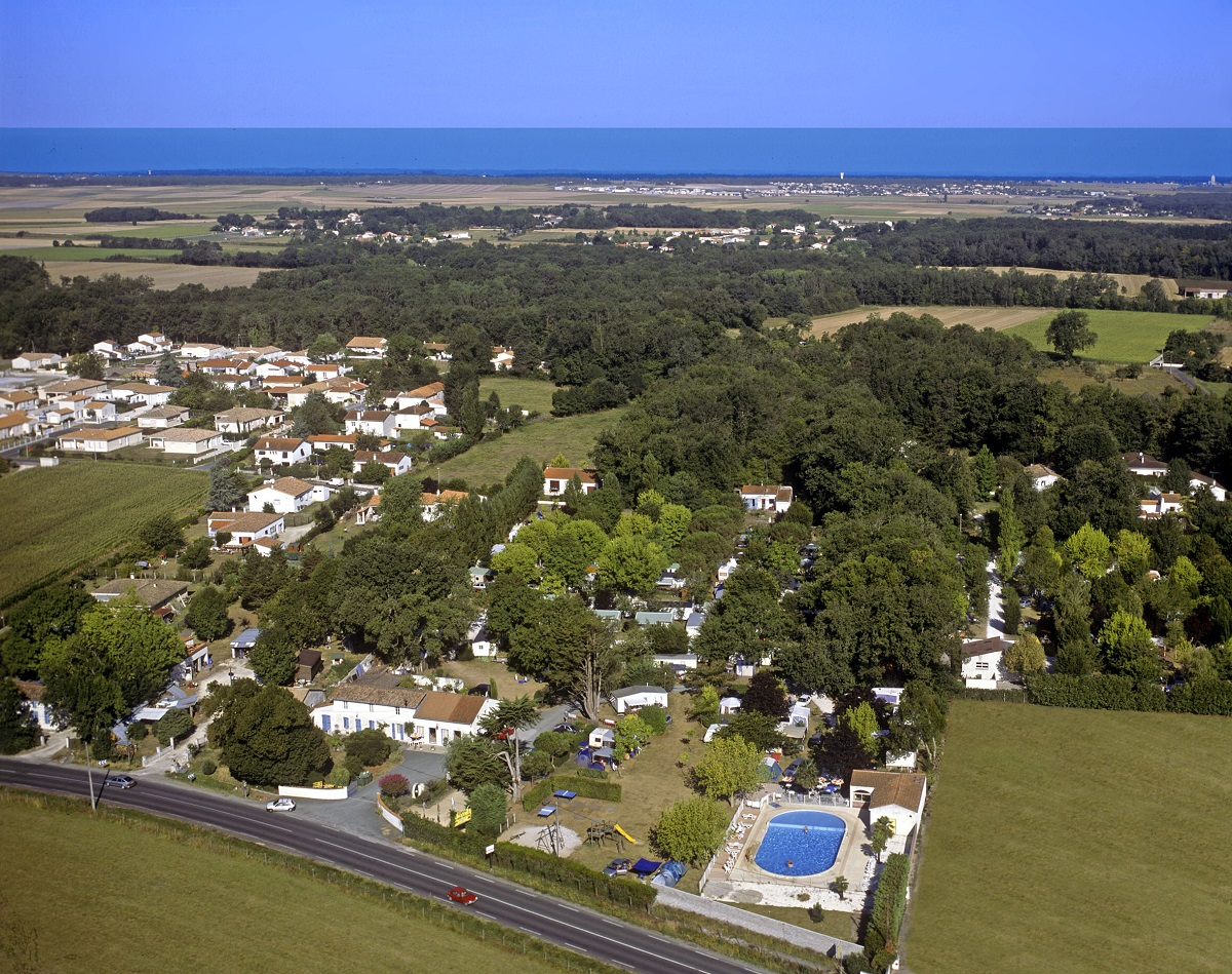 camping en Charente Maritime, proche Royan