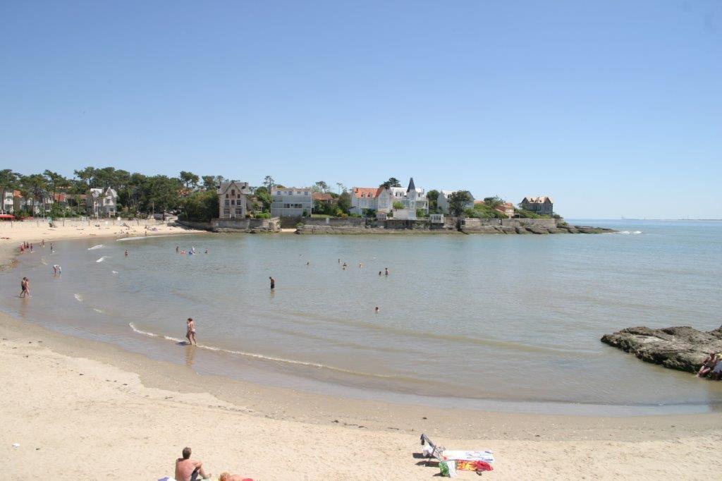 plage de Saint Palais sur Mer