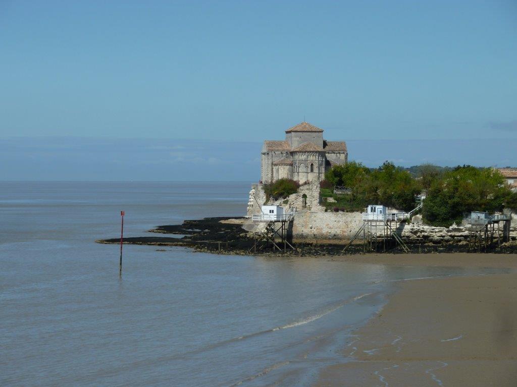 Talmont sur Gironde, plus beau village de France