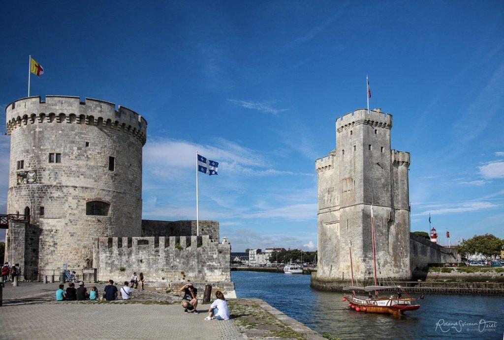Visite des villes de Charente Maritime