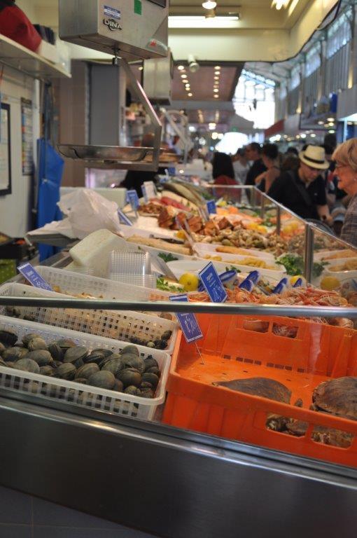 marchés de la Rochelle