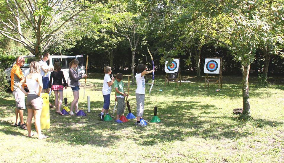 activités camping Charente Maritime